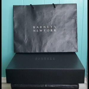 Barneys New York Gift Box and Gift Bag